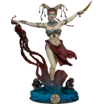 Gethsemoni – Queen's Conjuring Figure