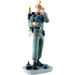 Egon Spengler Statue - The Real Ghostbusters