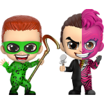 The Riddler & Two-Face Cosbaby Set