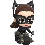 Catwoman with Bat-Pod Cosbaby