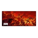 Doom Oversized Gaming Mousepad - Retro