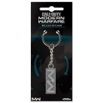 Call of Duty Modern Warfare - MW Logo Keychain
