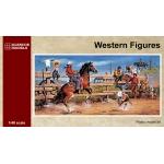 1:48 Western Figures