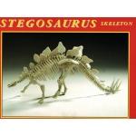 1:24 Stegosaurus Skeleton Kit