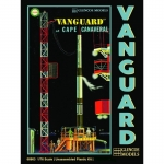 1:76 Vanguard Rocket and Gantry