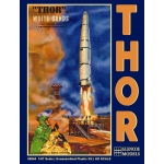 1:87 THOR Missile and Launch Pad