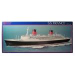 1:450 S.S France - Luxury Ocean Liner Kit