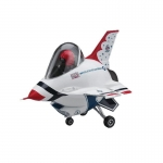 F-16 Fighting Falcon Thunderbirds Egg Plane