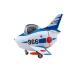 F-86 Sabre Blue Impulse Egg Plane