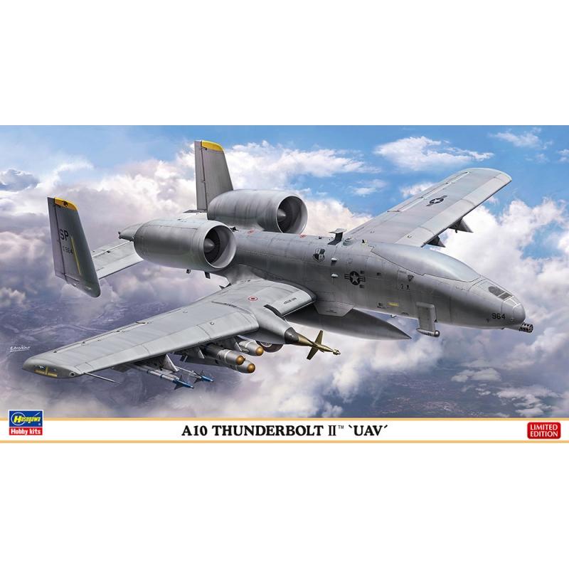 1:72 A-10 Thunderbolt II 'UAV'