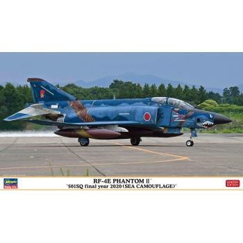 1:72 RF-4E Phantom II 501 Sqd Final Year 2020 Sea Camouflage