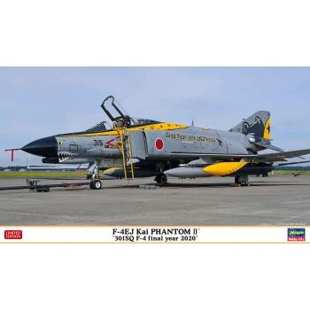 1:72 F-4EJ Kai Phantom II  301-Sqd F-4 Final Year 2020