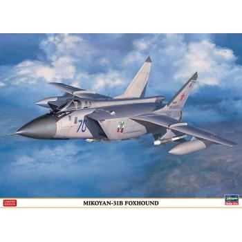 1:72 Mikoyan-31B Foxhound 'Blue 70'