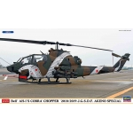 1:72 Bell AH-1S Cobra Chopper - 2018/2019 J.G.S.D.F. Akeno Special Two Kits