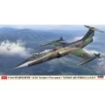 1:48 F-104 Starfighter 'G/DJ Version' Twin Seater Taiwan Air Force-JASDF