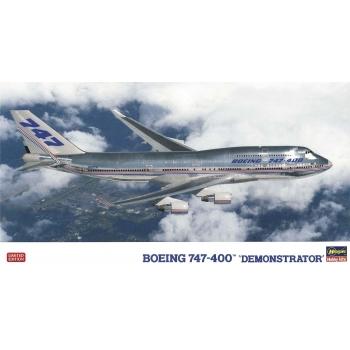 1:200 Boeing 747-400  Demonstrator