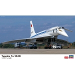 1:144 Tupolev Tu-144D 'Late Model'