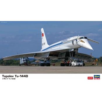 1:144 Tupolev Tu-144D 'Late Model'