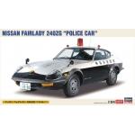 1:24 Nissan Fairlady 240ZG Police Car