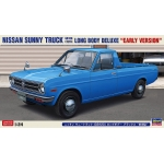 1:24 Nissan Sunny Truck GB120 Long Body Deluxe 'Early Version'