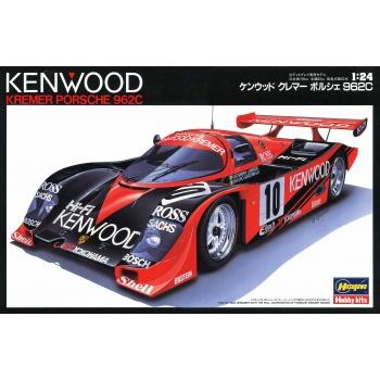 1:24 Kenwood Kremer Porsche 962C