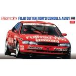 1:24 Fujitsu Ten Tom's Corolla AE101