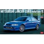 1:24 Mitsubishi Lancer GSR Evolution VI