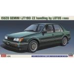 1:24 Isuzu Gemini 'JT190' ZZ Handling by Lotus