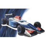 1:24 Tyrrell 021 - 1993 F1 Race Car