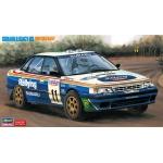 1:24 Subaru Legacy RS 1991 RAC Rally