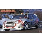 1:24 Toyota Corolla WRC '2000 Monte Carlo Rally'
