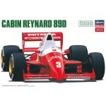 1:24 Cabin Reynard 89D - F3000 Car