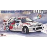 1:24 Mitsubishi Lancer GSR Evolution III - 1996 Swedish Rally Winner