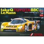 1:24 taka-Q Toyota 88c Le Mans