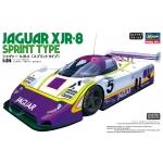 1:24 1987 Jaguar XJR-8 Sprint Type