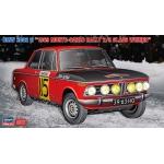 1:24 BMW 2002 ti '1969 Monte Carlo Rally Class 2/5 Class Winner'