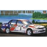 1:24 Mitsubishi Galant VR-4 - 1991 1000 Lakes Rally