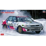 1:24 Subaru Legacy RS - Markku Alen - 1991 Swedish Rally