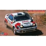1:24 Toyota Celica Turbo 4WD  - 1992 Safari Rally Winner