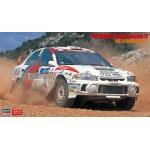 1:24 Mitsubishi Lancer Evo IV - 1997 Acropolis Rally
