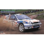 1:24 Toyota Corolla WRC 1998 Rally of Great Britain