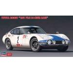 1:24 Toyota 2000GT  1967 Fuji 24-Hour Race