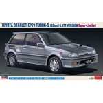 1:24 Toyota Starlet EP71 Turbo-S (3Door)