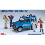 1:24 Suzuki Jimy - Ski Version