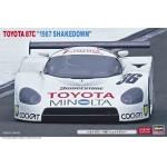 1:24  Toyota 87C - 1987 Shakedown