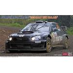 1:24  Subaru Impreza WRC 2005 2006 Rally New Zealand