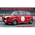 1:24 Honda N360 (N I) Race Configuration Part 2