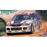 1:24 Mitsubishi Lancer GSR Evolution III - Rally Malaysia 96