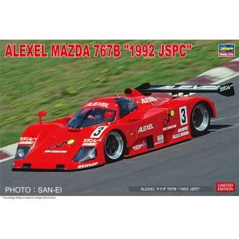 1:24 Alexel Mazda 767B  1992 JSPC