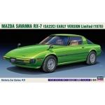 1:24 Mazda Savanna RX-7 SA22C Early Version Limited
